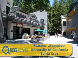 University of California Santa Cruz campus