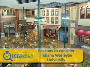 Indiana Wesleyan Univesity campus