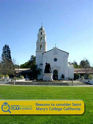 Saint Mary's College of California campus