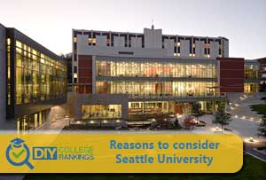 Seattle University campus