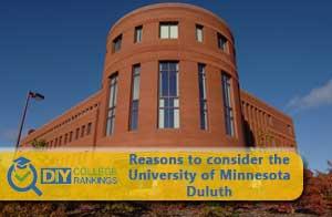University of Minnesota Duluth campus