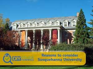 Susquehanna University campus