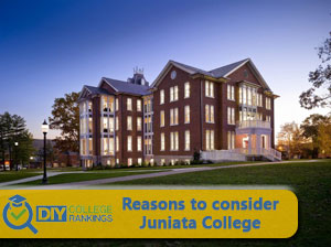 Juniata College campus