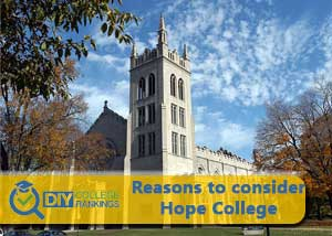 Hope College campus