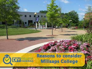 Millsaps College Campus