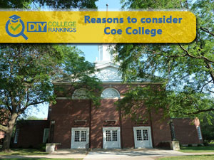 Coe College campus