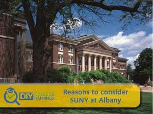 SUNY at Albany campus