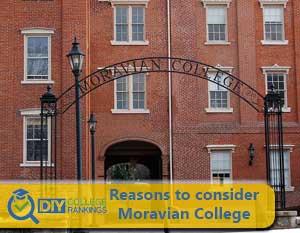 Moravian College campus