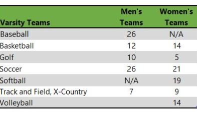 Union University athletic teams