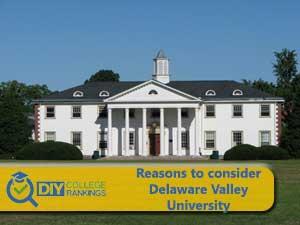 Delaware Valley University campus