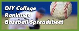 pitcher throwing a baseball representing college recruiting baseball spreadsheet