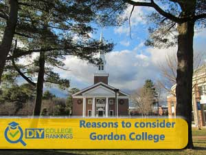 Gordon College campus