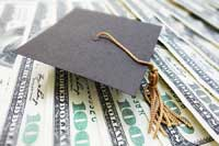 Money representing Most Affordable Public University by State