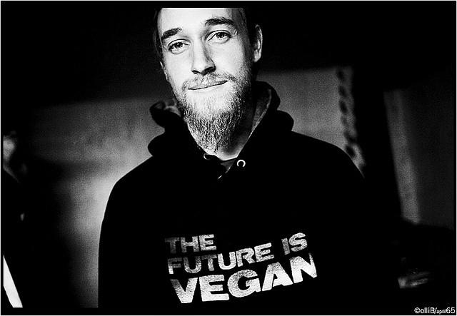 Keegan The Vegan