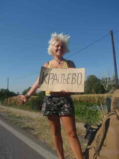 hitchhiking-kralijevo