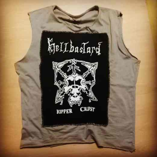 hellbastard backpatch