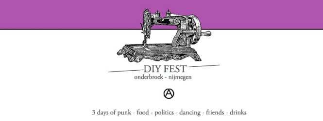 DIY Fest Onderbroek