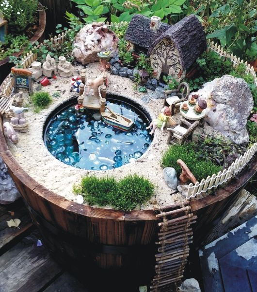 Amazing  DIY Fairy House Ideas Crafts And DIY Ideas - Fairy house ideas diy