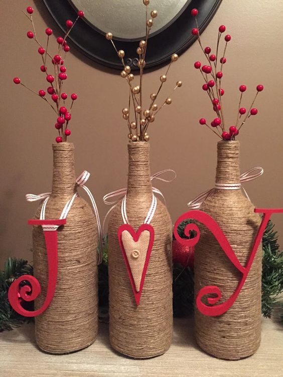 60+ Amazing DIY Wine Bottle Crafts