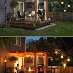 Amazing 50 Diy Pergola And Fire Pit Ideas Crafts And Diy Ideas