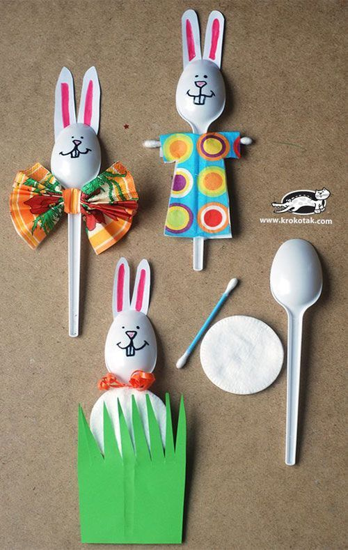 Easter Craft Ideas For Kids Part - 23: 30+ DIY Easter Crafts For Kids To Make This Holiday Season