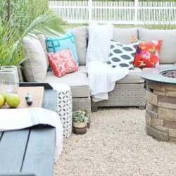 Top 70 DIY Patio and Porch Decor Ideas (2017)