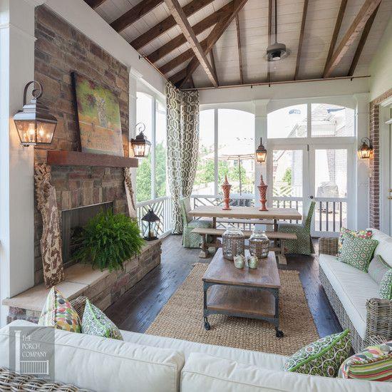 Top 70 DIY Patio and Porch Decor Ideas (2017)