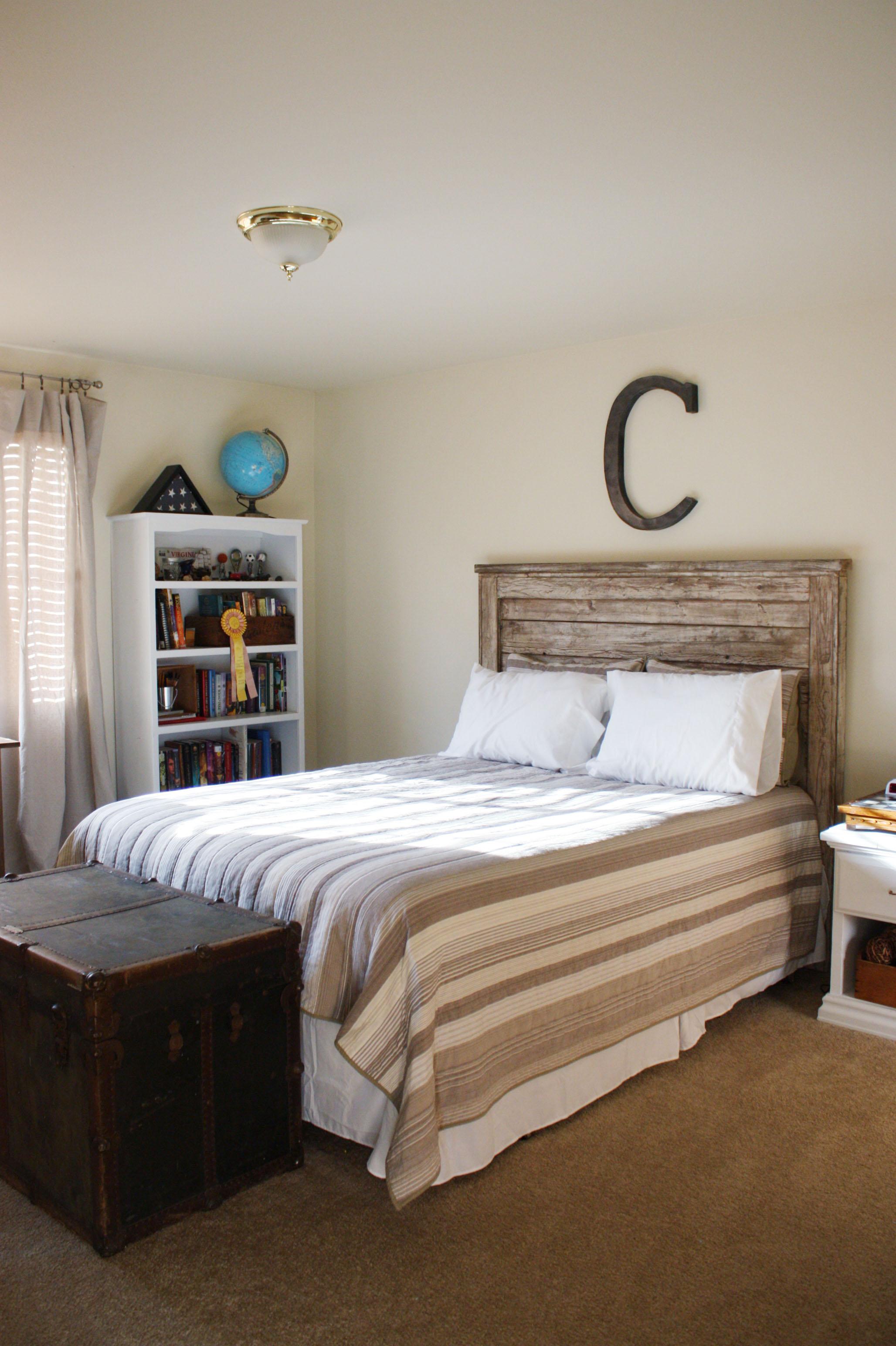 Wood Bedroom Headboard Ideas Novocom Top