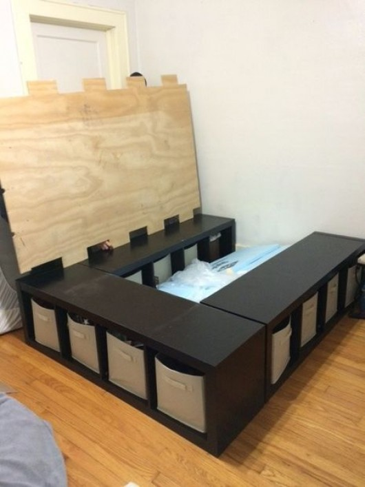 Make Bench Out Headboard And Footboard