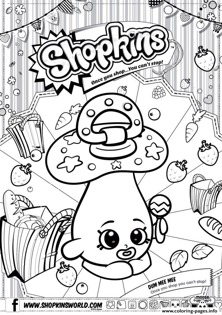 Shopkins Coloring Pages 5 Diy Craft Ideas Amp Gardening