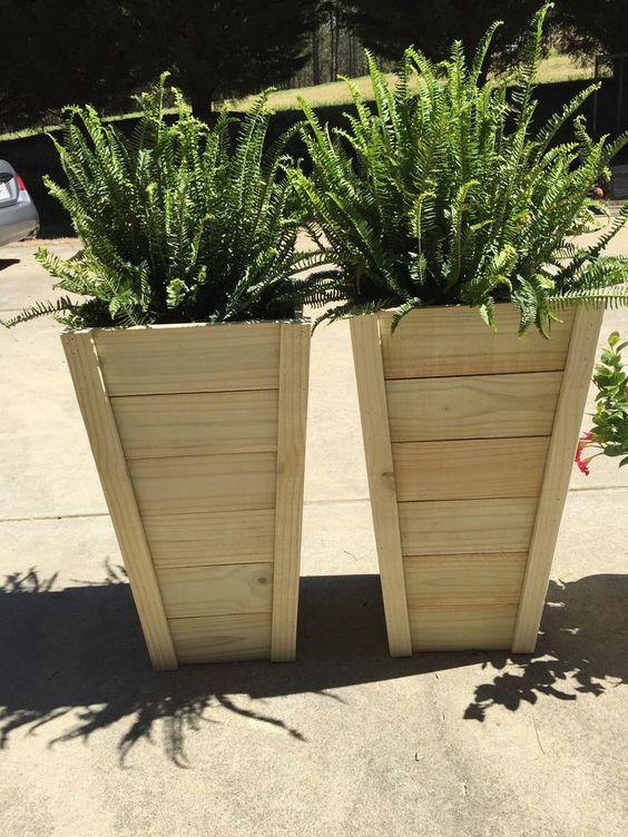 Cheap Tall Planters