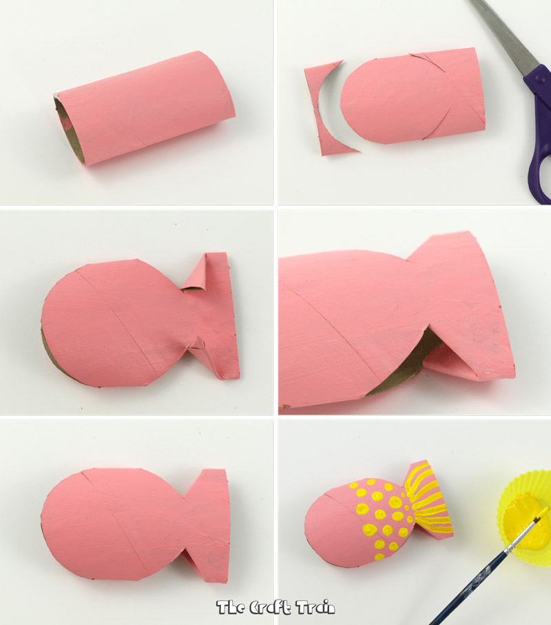 Image Result For What To Make Out Of Toilet Paper Rolls For Kids
