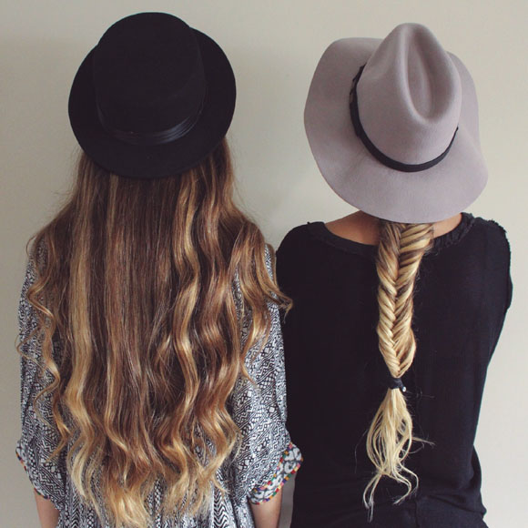 2 FP Me Girls, 2 Hair Tutorials