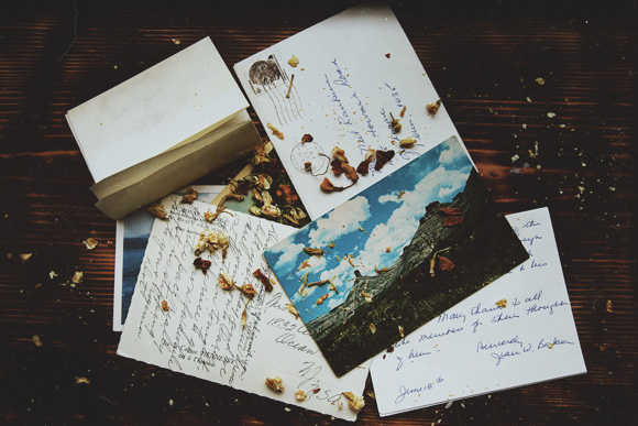 Postcards, Letters & Love Notes