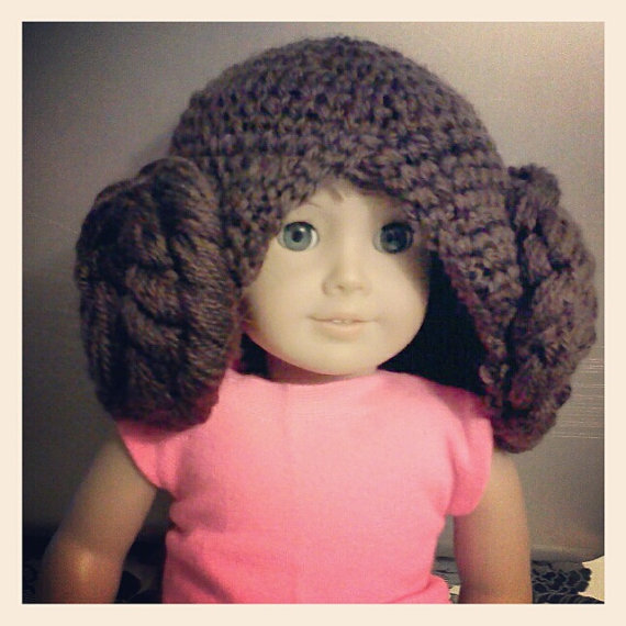 Crochet PATTERN 139, Rebel Spy Princess Hat, Photography Prop, Sizes Newborn to Age 5 by CapandCrown