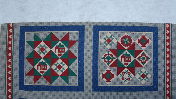 Marti Michell Pillow Panels by pasturerose