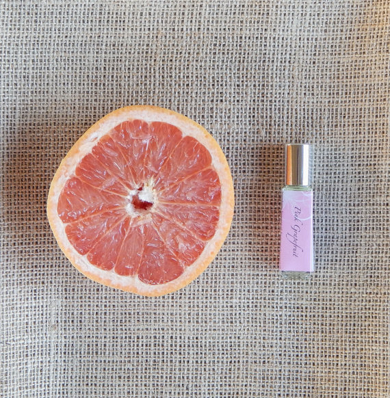 Pink Grapefruit Roll On Perfume Oil – 8mL by SymbolicImports