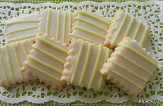 Gourmet Key Lime Cookies by 3CSC