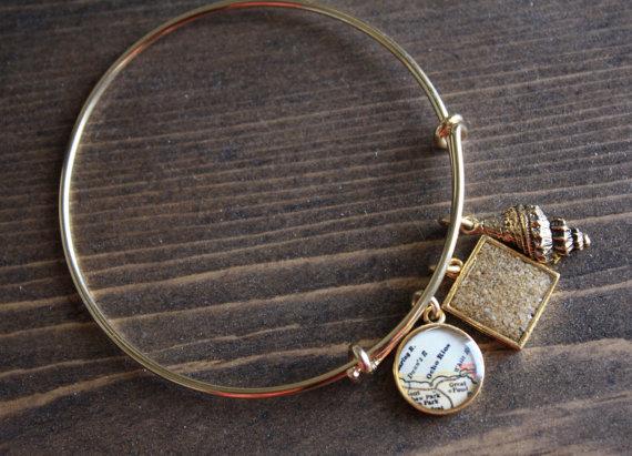 Custom Sand Bracelet by PhotoJule