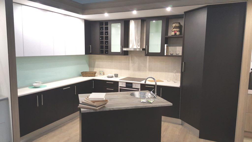 Ready Built Kitchen Cupboards