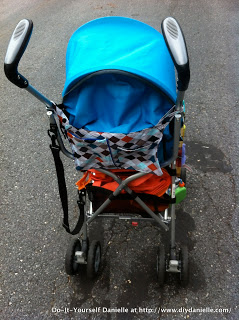 DIY Stroller Pack