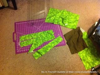DIY Crib Organizer