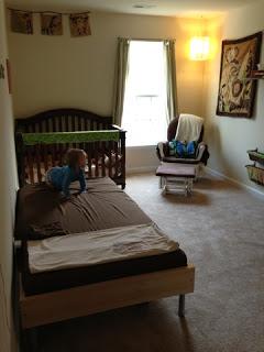 Reorganizing the Nursery