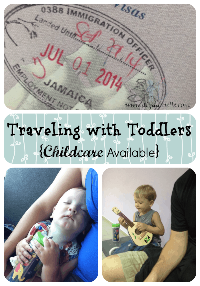 How to have a relaxing vacation and still bring your children (hint: it involves free daycare!)