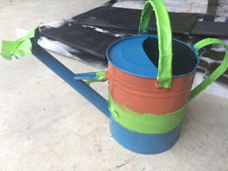 4th of July Watering Can