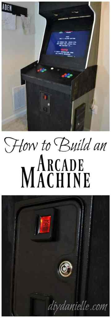 DIY Arcade Machine