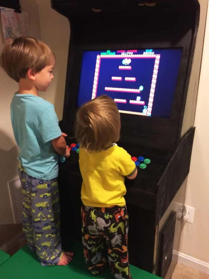 How to Build a Custom Arcade Machine