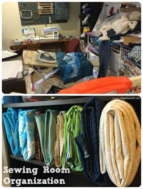 Sewing Room Organization: How to Organize a Sewing Area Affordably and Easily