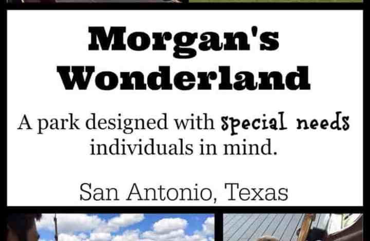 Visiting Morgan's Wonderland in San Antonio, Texas