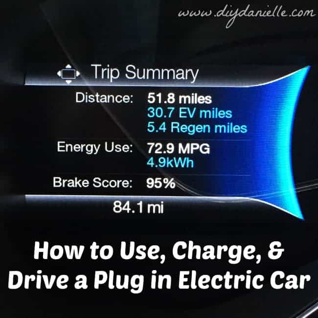 How to Use, Charge, and Drive an Electric Car